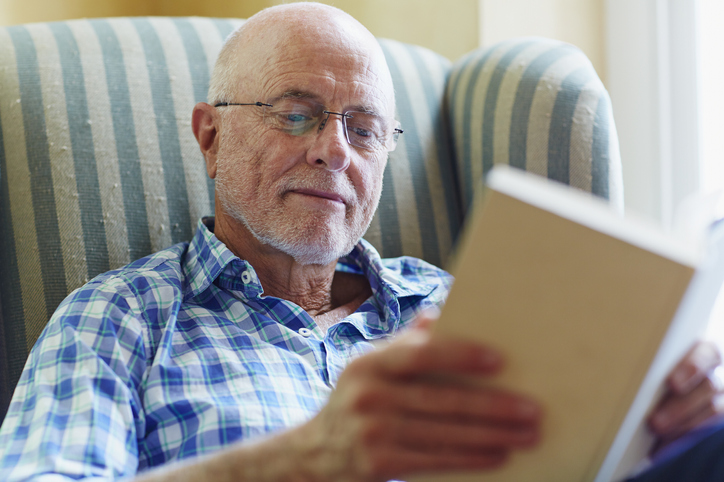 Books for Seniors with Dementia