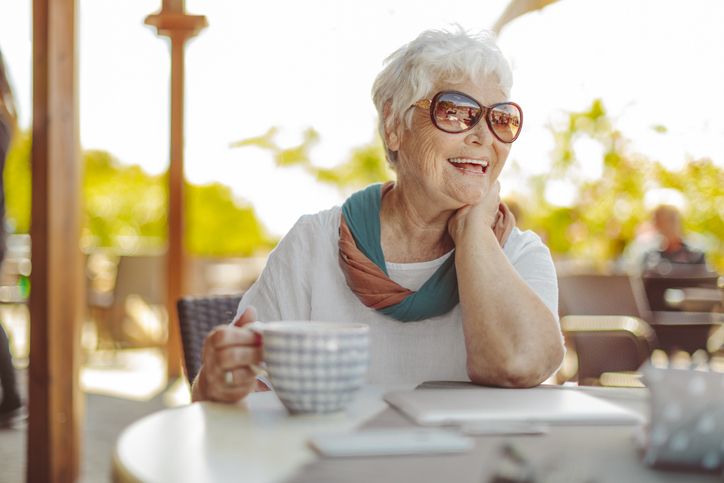 The Key to Staying Independent as You Age