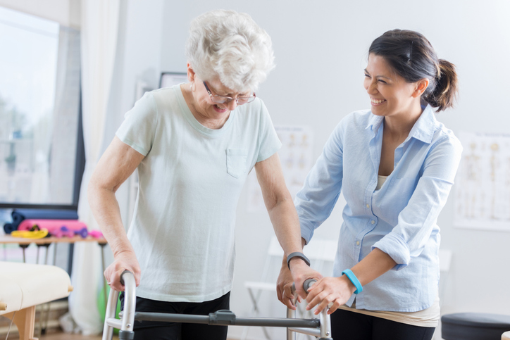 seniors can recover from a stroke