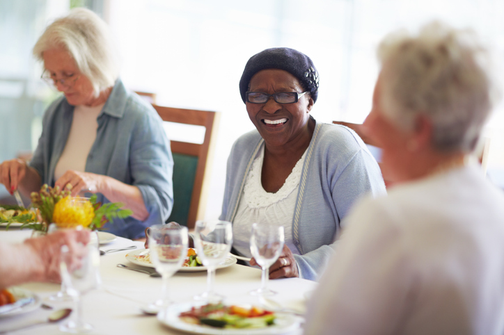Make Friends in Assisted Living