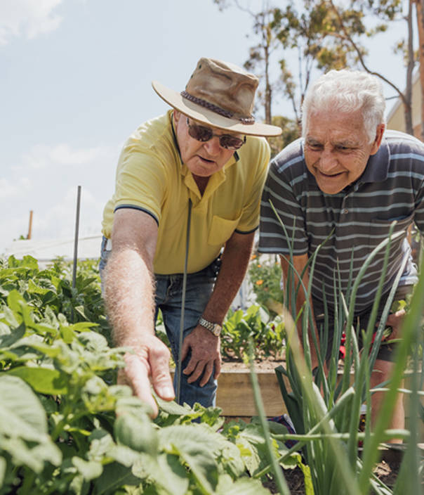 Staying active in assisted living